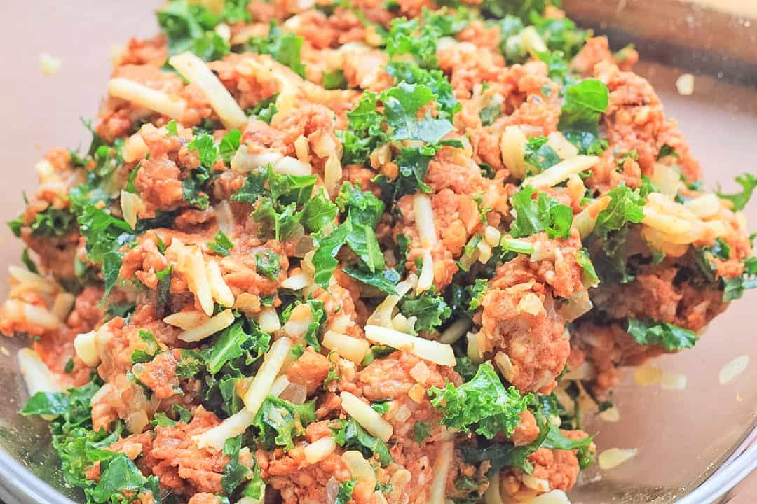 Chorizo Veggie Breakfast Sausage