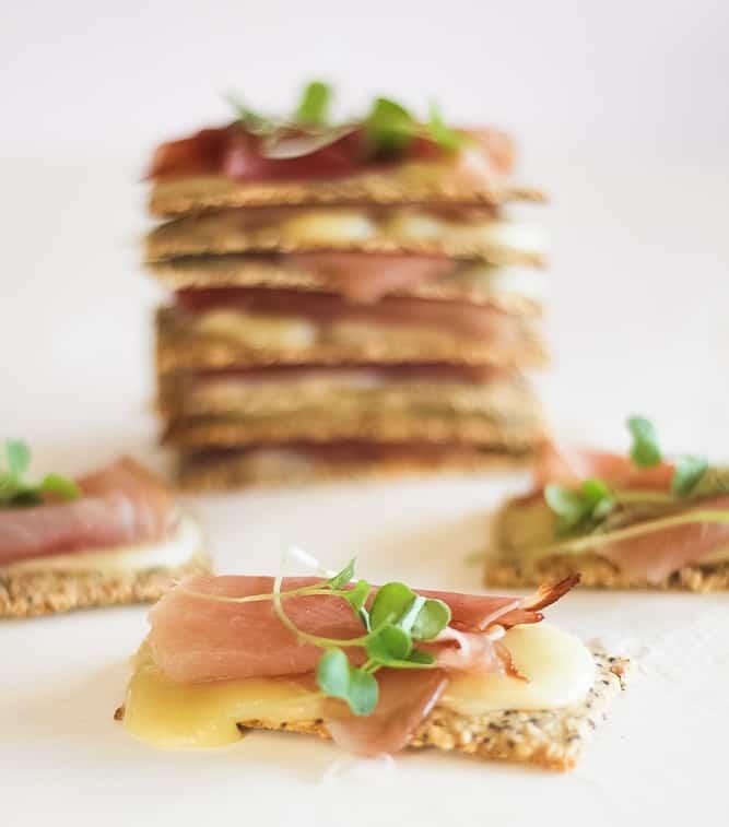 Jilz Cracker Sandwich Stacker