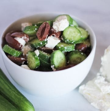 Kid-Friendly Greek Salad